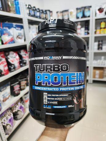 Турбо Протеин 2.8кг для массы