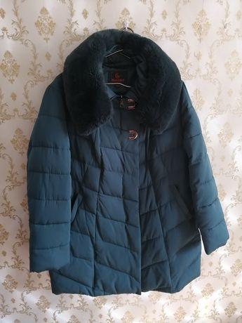 Пальто женское 54-56 р