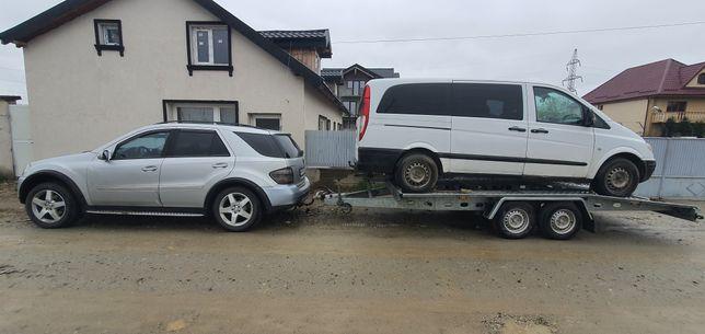 Transport/tractari auto NON-STOP