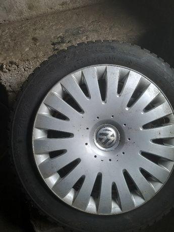 Джанти и гуми комплект за Пасат 6
