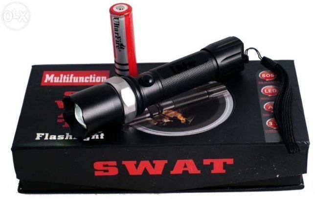 Lanterna Swat Led Cree Q5