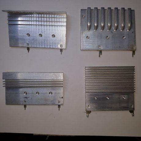 Radiatoare pentru tranzistori