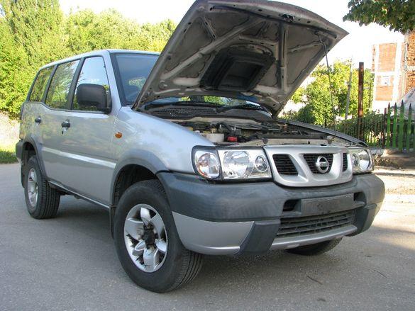 Нисан Терано / Nissan Terrano 2 на части
