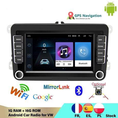Navigație android VW/Golf/Polo/Jetta/Passat/Skoda/Seat