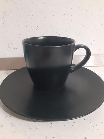 Керамична чаша и чиния H&M Home