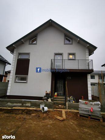 Casa singulara 3 cam, 120mp utili, mansarda 30mp, 250mp curte, Ghencea