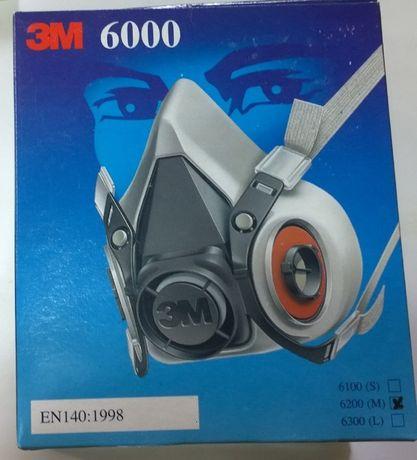Полумаска защитная 3М6000