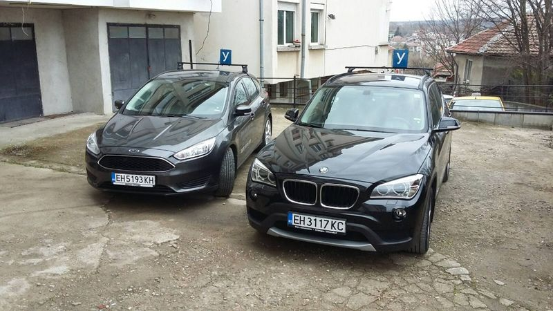 Шофьорски курсове BMW X1 Автоматик и FORD FOCUS ръчни скорости гр. Плевен - image 1