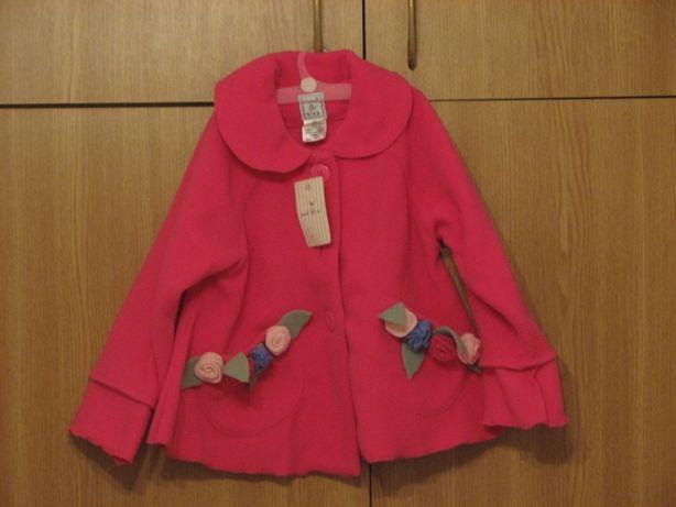 Vând palton fetiță nou marca Mack & Co