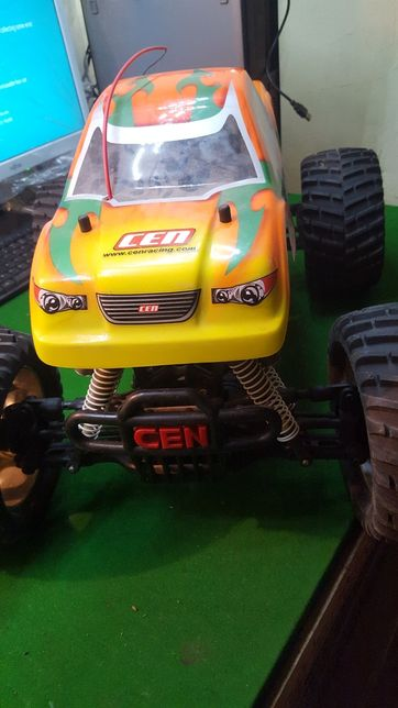 Vand Monster Truck CEN GST 7.7