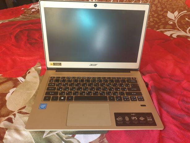 Продам срочно ноутбук в хорошем состояние