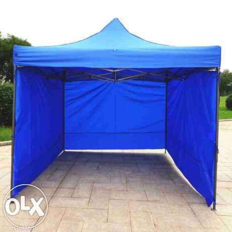Pavilion CORT pliabil expozitional apicol 3m x 3m Nouuu