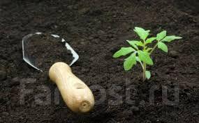 Био-гумус, чернозем, торф для рассады, огорода и теплицы