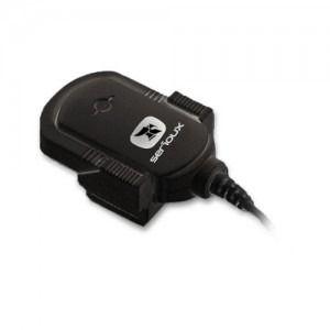 SCOALA ONLINE Microfon Serioux SRXS-M310CB negru cu clips prindere
