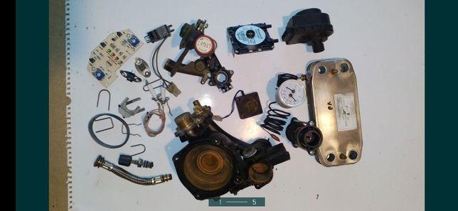 Motor Vana cu 3 cai Schimbator Hidrobloc Corp pompa Ariston Uno
