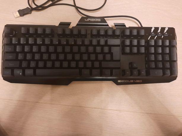 Tastatura gaming Exodus 420 Metal