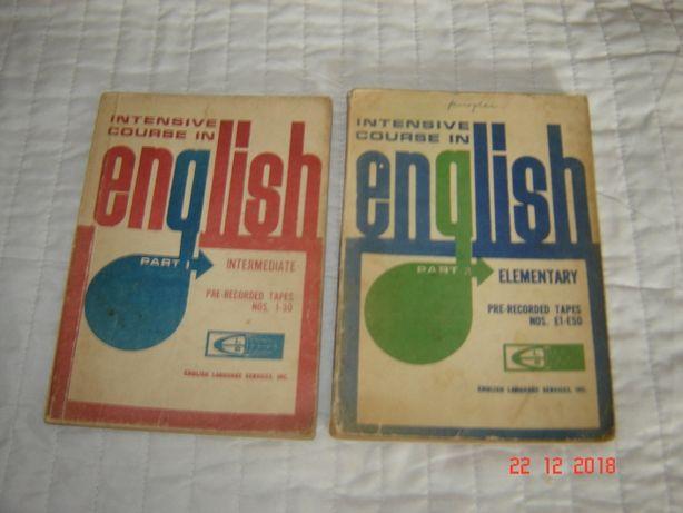 Curs intensiv in Engleza USA original anii 60