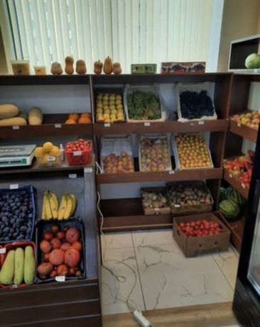 Овощной в аренду , с хорошей проходимостью