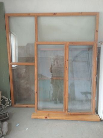 Окно деревянные