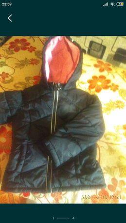 Куртка детская для девочек 4000тг
