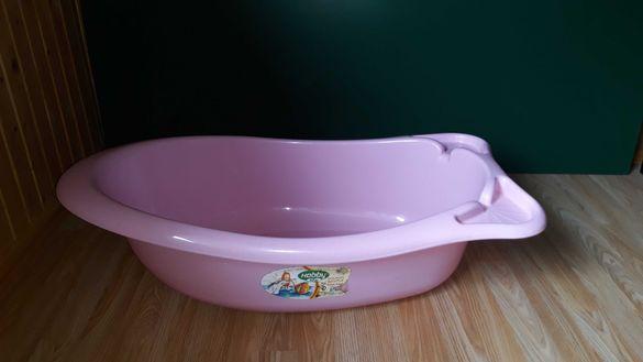 Бебешко корито за къпане