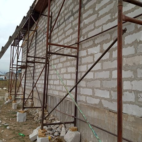 Аренда строительный леса, Леса в аренда Талгар Грес Панфилов Гулдала