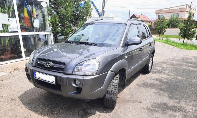 Hyundai Tucson 2.0 2008 16300 Lei