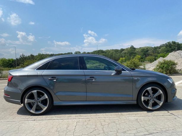 Vand jante audi A3 Rotor