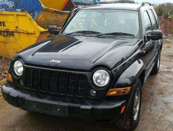 Dezmembrari Jeep Cherokee 4x4, fabricatie (2002 - 2008) 2.8D CRD | CT