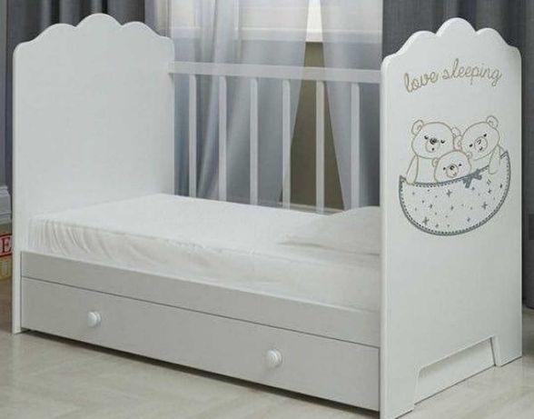 Детская кровать трансформер прямо со склада в большом ассортименте