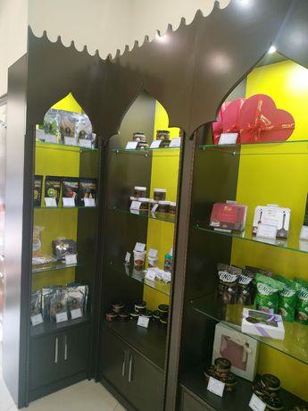 Продам шкафы витрины в восточном стиле