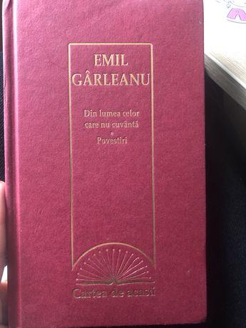 Din lumea celor care nu cuvanta de Emil Garleanu