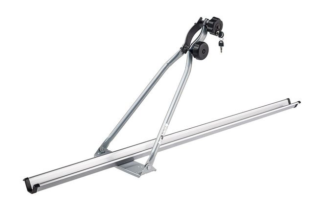 Suport Bicicleta Aluminiu CRUZ , antifurt cheie, montaj pe pavilion