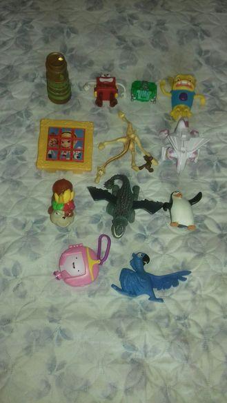 Колекция от играчки от Макдонълдс. 12 броя-7 лева.