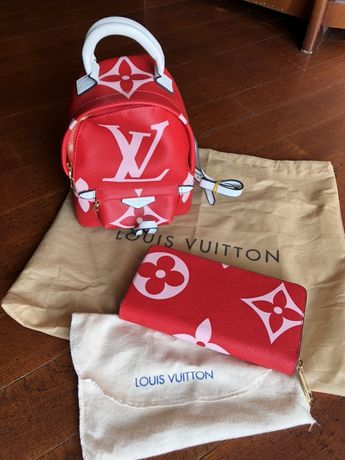 Раница и портмоне Louis Vuitton