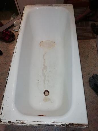 Продам ванну (чугун)