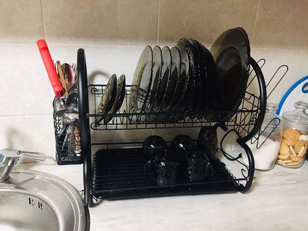 Сушка для посуды! Нержавейка, бесплатная доставка