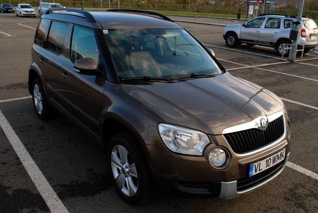 Skoda Yeti 2.0 TDI 2010 Euro 5 inmatriculata