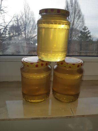 Miere de salcâm , 100% naturală , neprocesată