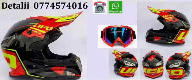 Casca Enduro Moto Downhill ATV Quad Cross Snowmobile snowboard utv