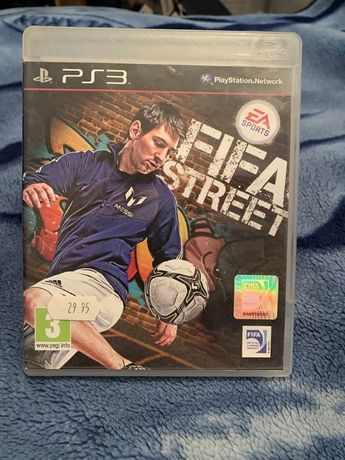 Fifa Street PS3 - Playstation 3 - PS 3