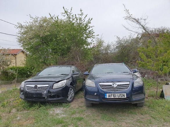Opel Insigniа/ Опел Инсигния 2011г 2.0CDTI 160ks хечбег и комби На ЧАС