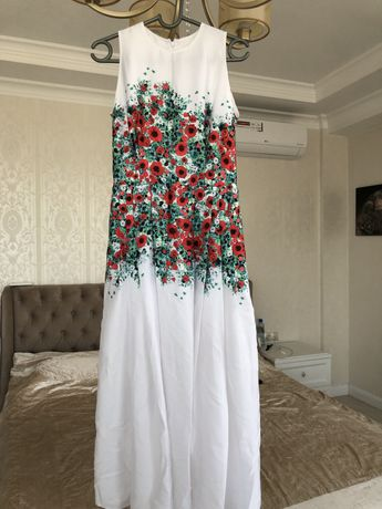 Isabel gracia платье