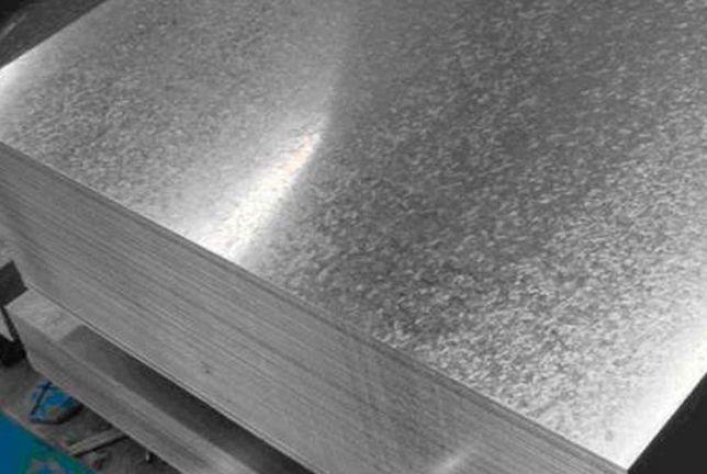 Tabla zincata dreapta 0.3*1000*2000