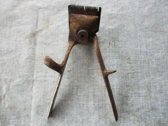 Машинка за подстригване винтидж