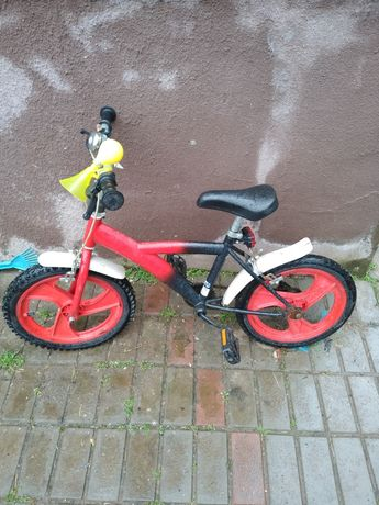 Vând bicicleta copii de 16 inch!