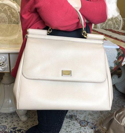 Dolce&Gabbana Sicily(большая) сумка ОРИГИНАЛ
