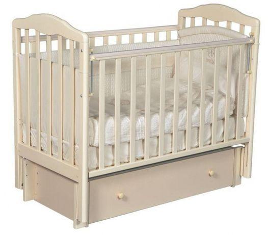 Кроватка манеж для новорожденных Alita