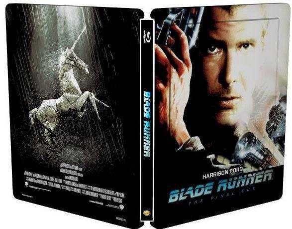 Blade runner clasic bluray steelbook cu română