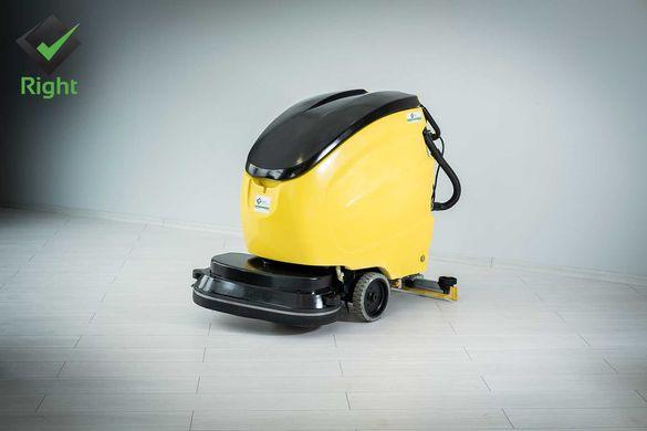 Машина за почистване на под на батерии - Karcher BD 750 / ЛИЗИНГ